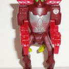 McDonald's 2011 Bakugan Braxion Red Figure Happy Meal Toy  Loose Used