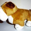 Ganz Webkinz Lil' Kinz Plush Bulldog HS126 No Code Loose Used