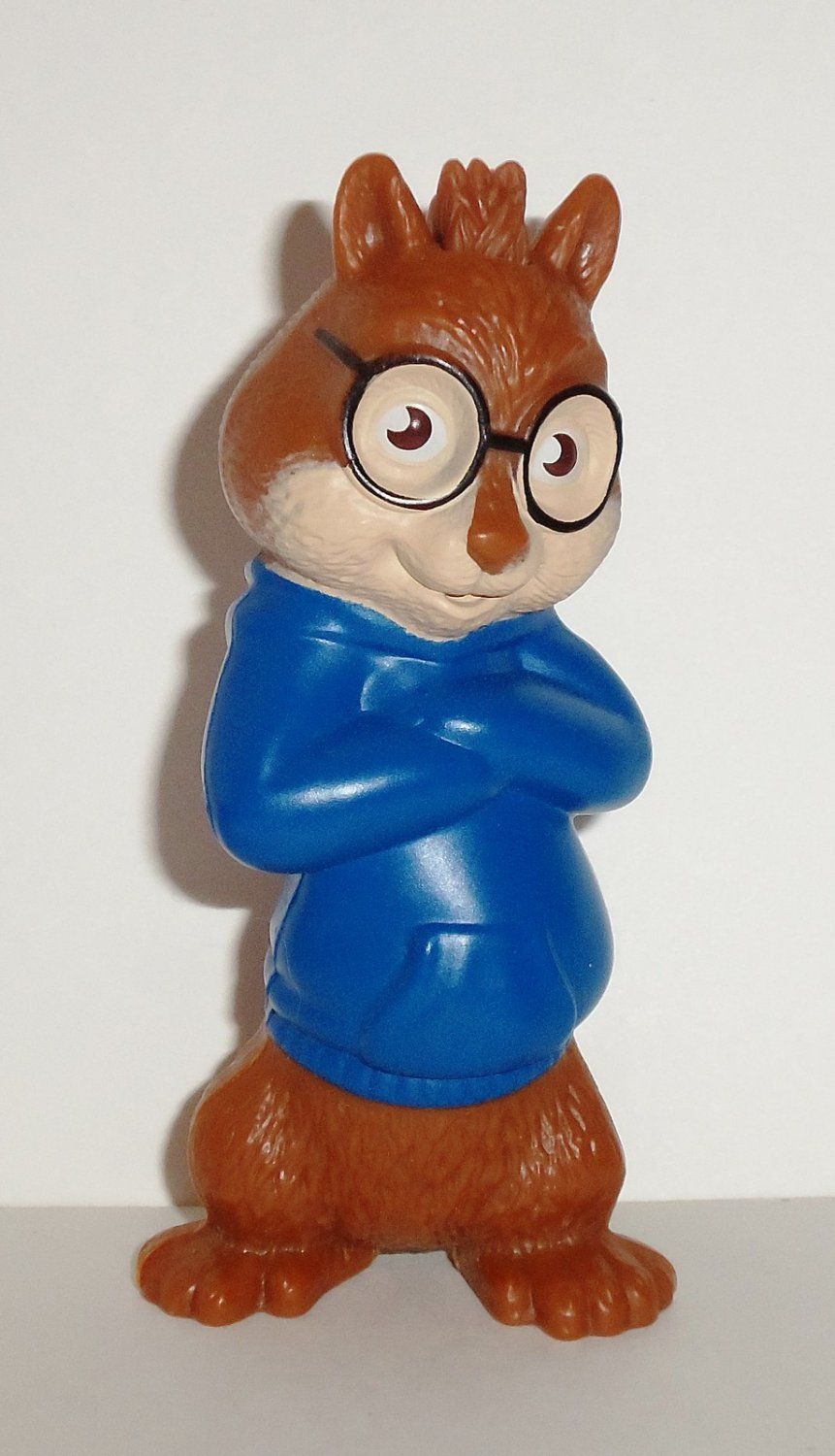 Mcdonald S 2010 Alvin And The Chipmunks The Squeakquel Simon Happy Meal Toy Loose Used
