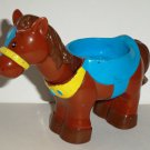 Fisher-Price Backyardigans Bobblin' Big Top Horse Only Loose Used