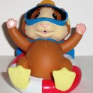 Fisher-Price Wonder Pets Linny on Inner Tube Figure from Great Whale Rescue Mattel L8051 Loose Used