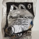 McDonald's 2011 Puss in Boots Young Humpty Dumpty Happy Meal Toy in Package