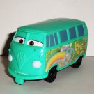 McDonald's 2006 Disney Cars Fillmore Happy Meal Toy Loose Used