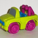 McDonald's 1996 Fisher-Price Toddler Toys Jeep U3 Happy Meal Toy Mattel Loose Used