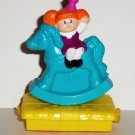 McDonald's 1994 Happy Birthday Train Cabbage Patch Kids Happy Meal Toy Loose Used