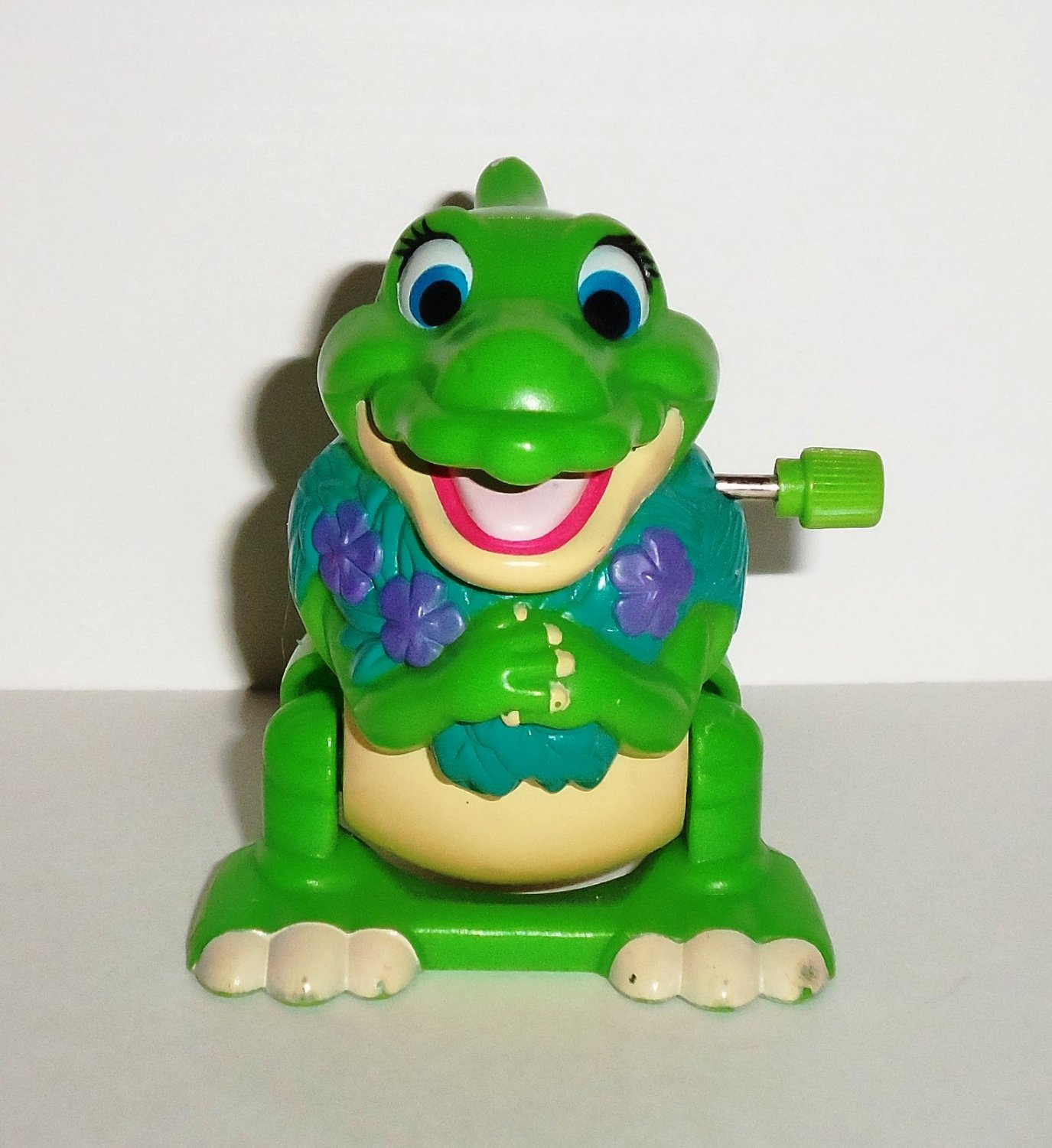 Burger King 1997 The Land Before Time Tumbling Ducky Kids Meal