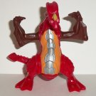 McDonald's 2009 Bakugan Dragonoid Action Figure Happy Meal Toy  Loose Used