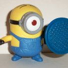McDonald's 2013 Despicable Me 2 Stuart Blaster Happy Meal Toy Loose Used