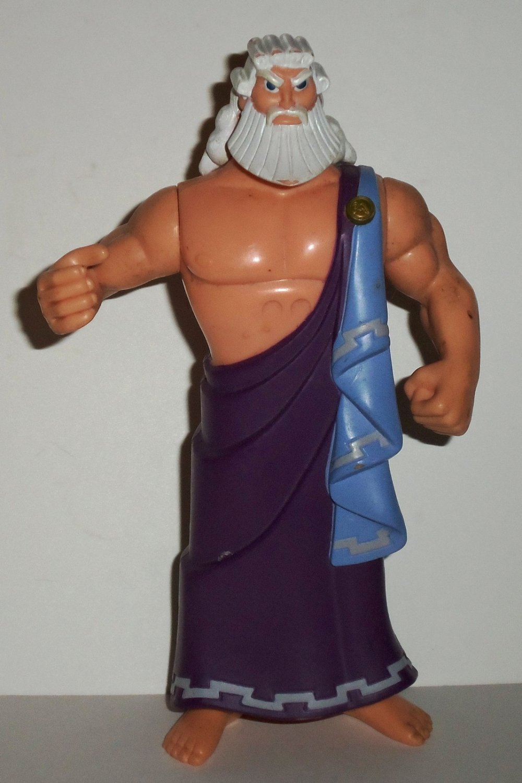Toys For Hercules : Disney s hercules zeus action figure mattel loose used