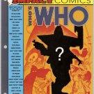 Impact Comics Who's Who #2 No Original Bag DC Comics Oct 1991 VF or better