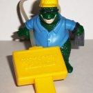 McDonald's 1993 Disney Dino-Motion Dinosaurs Earl Sinclair Figure Loose Used