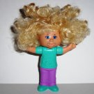 Burger King 2008 Cabbage Patch Kids Minis Shelby Lena Doll Kids' Meal Toy Loose Used