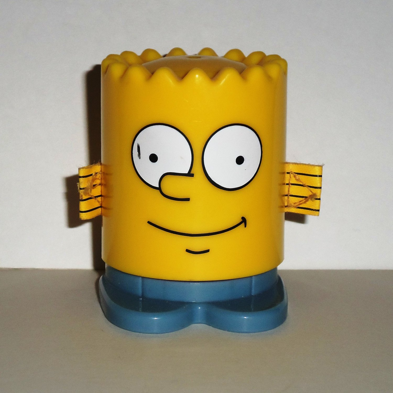 Burger King 2013 Simpsons Super Heroes Toys Bart as Stretch Dude