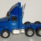 Ertl Farm Country White GMC Aero Conventional Truck Cab Blue Loose Used