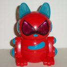 McDonald's 2001 Robo-Chi Red Meow-Chi Happy Meal Toy Loose Used