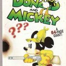 Walt Disney's Donald and Mickey #20 Gladstone 1993 Mouse Duck GD/VG