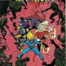 New Warriors (1990 series) #34 Marvel Comics April 1993 VG