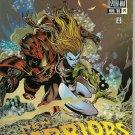 New Warriors (1990 series) #74 Marvel Comics Aug. 1996 FN
