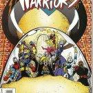 New Warriors (1990 series) #50 Newsstand Edition Marvel Comics Aug. 1994 VF