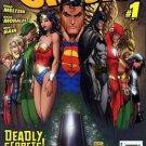 Identity Crisis (2004 series) #1 DC Comics Aug. 2004 VF