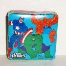 Marvel Heroes Magic Towel Rand 2009 Unopened Captain America Hulk Thing
