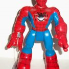 Spider-Man & Friends Super Heroes Web Shooting Action Figure Marvel Toy Biz 2005 Loose Used