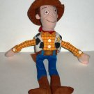 Hasbro 03181 Disney's Toy Story Woody Plush 2005 Loose Used
