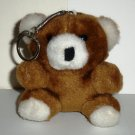 Steven Smith Teddy Bear Plush Key Chain Pals Toy Keychain Loose Used