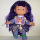 """Gi-Go 8"""" Doll with Purple Hair and Outfit Item #28506 Loose Used"""