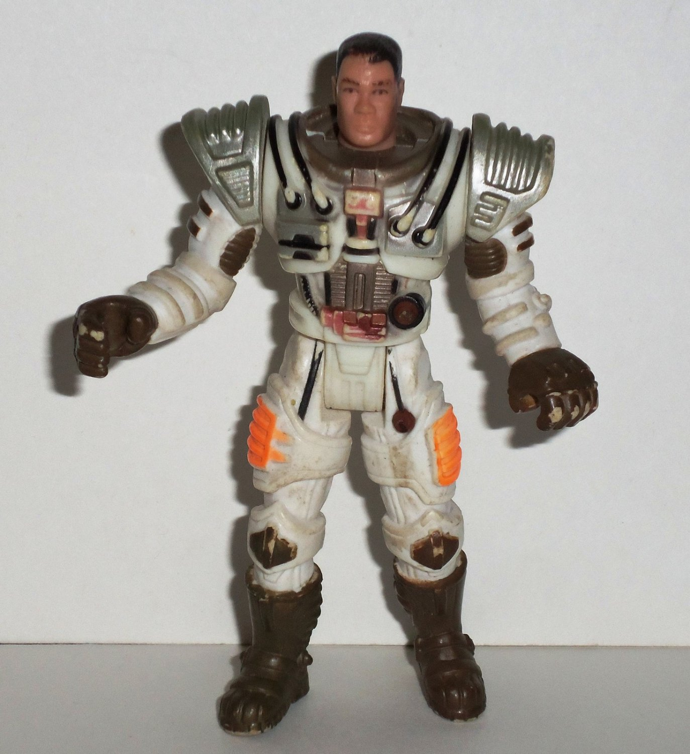 Chap Mei Space Quest Mission Squad Astronaut Action Figure ...