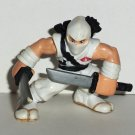 G.I. Joe Combat Heroes Storm Shadow Action Figure Hasbro 2008 Loose Used