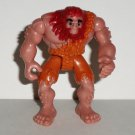 Fisher-Price Imaginext Dinosaurs Caveman Figure Orange Outfit Red Hair Mattel Loose Used