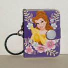 Disney Princess Belle Keychain and Diary Journal Greenbrier Int. Loose Used