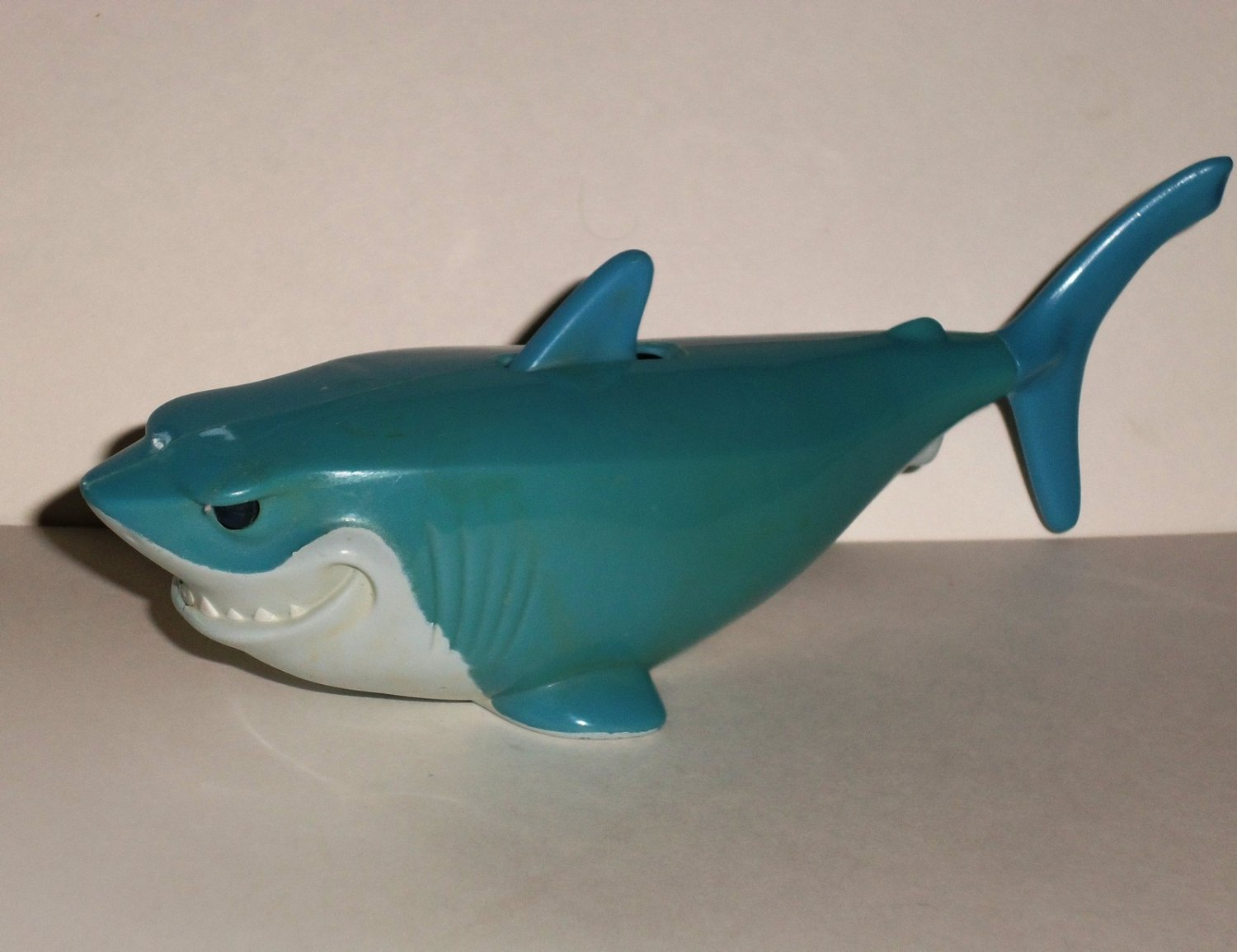McDonald's 2003 Disney Pixar's Finding Nemo Bruce the Shark Happy Meal Toy Loose Used Does Not Work