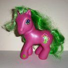 My Little Pony Desert Blossom Sparkle Pony G3 Hasbro 2004 Loose Used