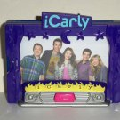 McDonald's 2011 iCarly Stage Photo Frame Happy Meal Toy Loose Used