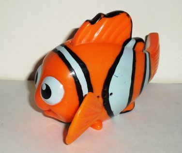 McDonald's 2003 Disney Pixar's Finding Nemo Nemo Happy Meal Toy Loose Used Does Not Work