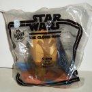 McDonald's 2008 Star Wars Clone Wars C-3PO Happy Meal Toy NIP