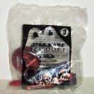 McDonald's 2012 Star Wars Episode I The Phantom Menace Darth Maul Spinner Happy Meal Toy NIP