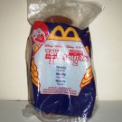 McDonald's 1999 Toy Story 2 Woody Figurine Happy Meal Toy NIP