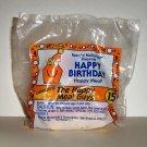 McDonald's 1994 Happy Birthday Train Happy Meal Guys Happy Meal Toy NIP