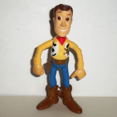 McDonald's 1997 Walt Disney Masterpiece Collection II Toy Story Woody Loose Used