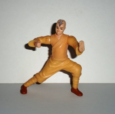 McDonald's 2010 The Last Airbender Aang Figure Only Happy Meal Toy Loose