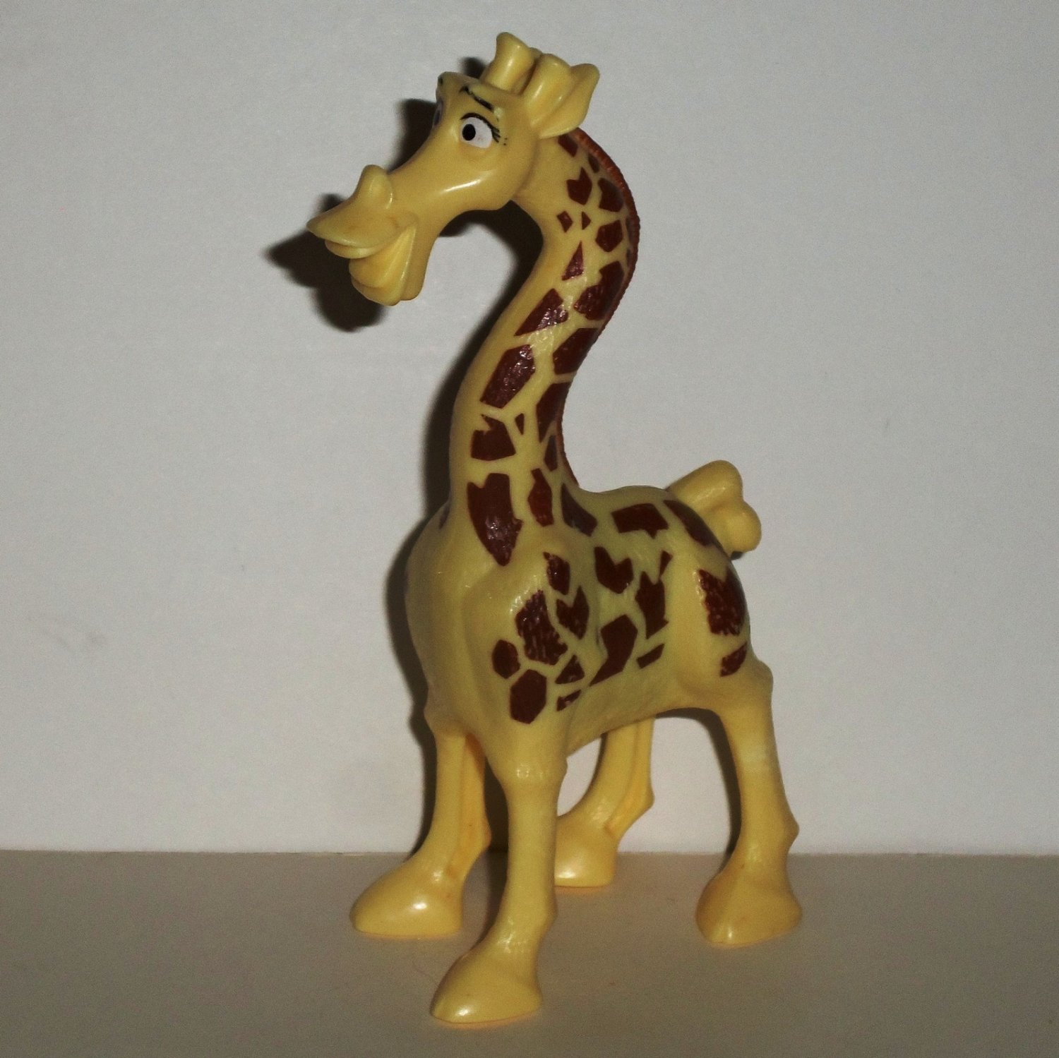 Mcdonalds 2008 Madagascar Escape 2 Africa Melman on hardware 1990 movie