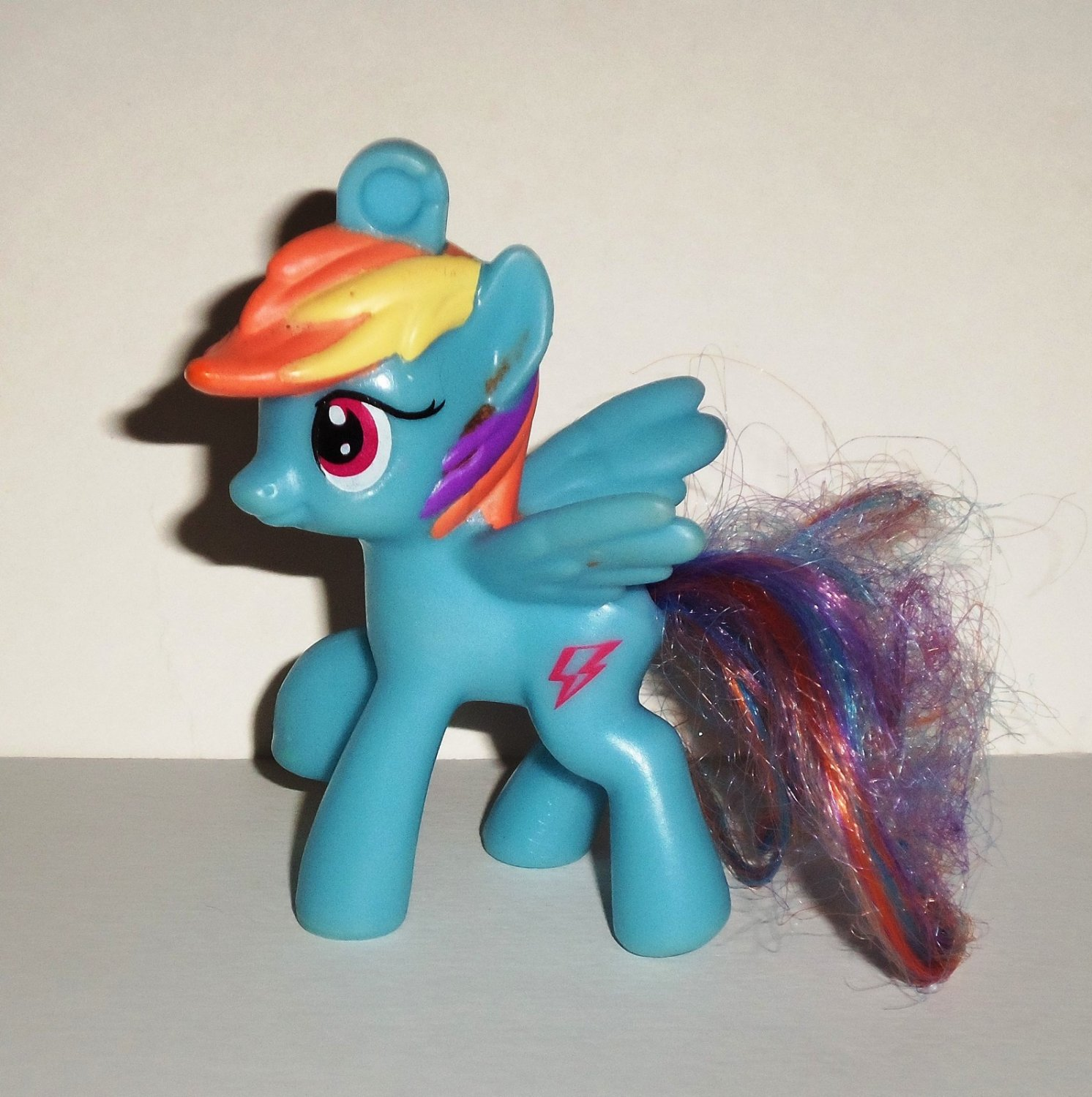 McDonald's 2012 My Little Pony Rainbow Dash Happy Meal Toy
