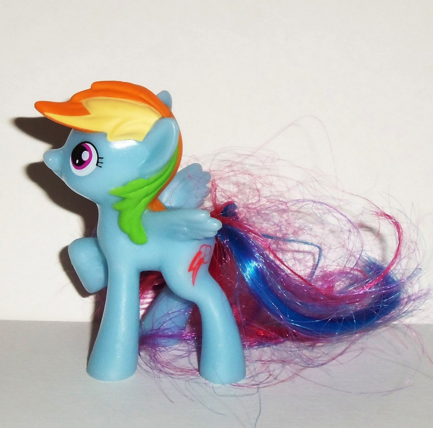 McDonald's 2014 My Little Pony Rainbow Dash Happy Meal Toy