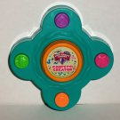 Burger King 2008 Crayola Kids' Choice Colors Confetti Creator Kids Meal Toy Loose Used
