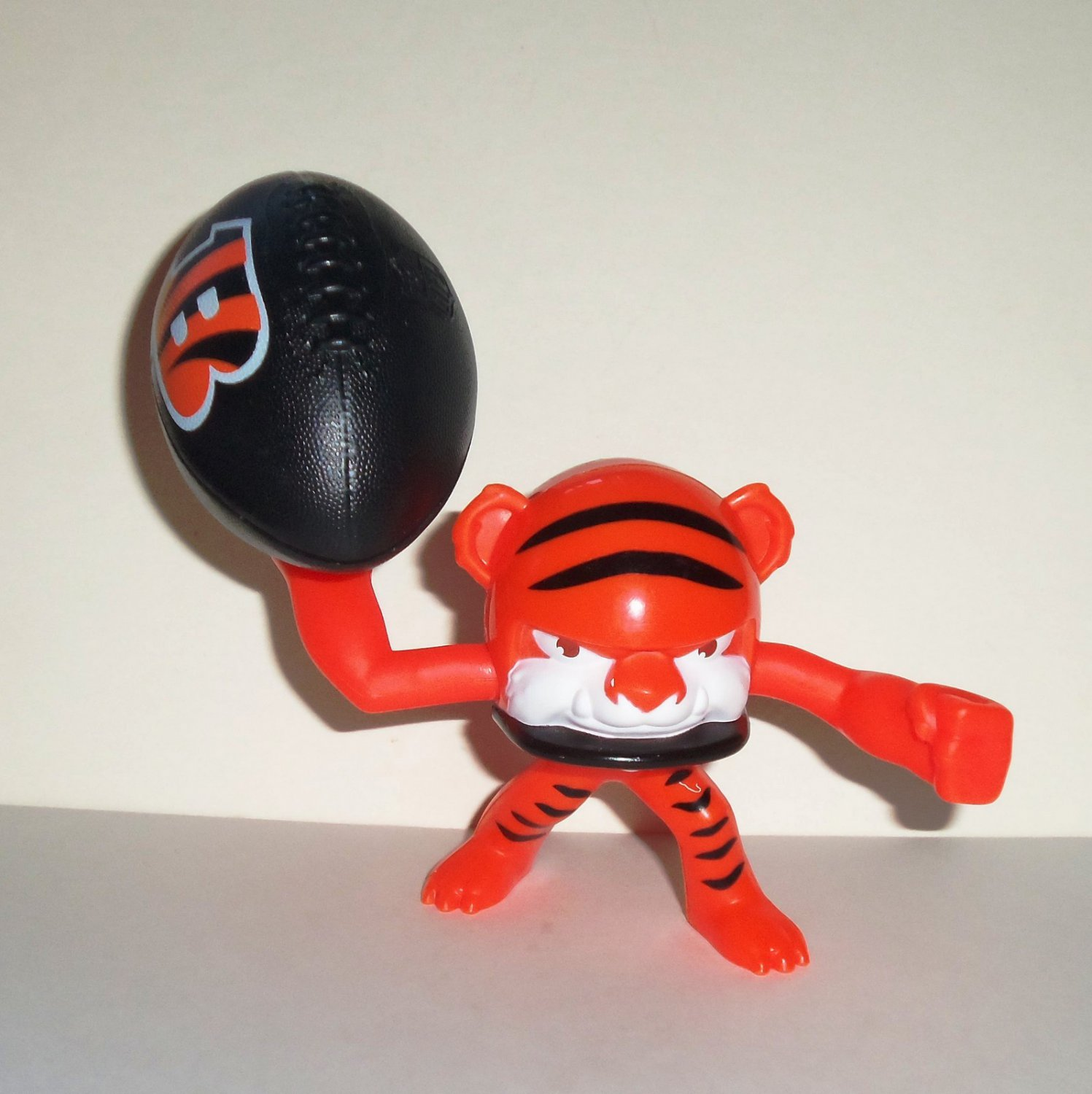 Mcdonald S Happy Meal Toys 2013 : Mcdonald s nfl rush zone cincinnati bengals happy