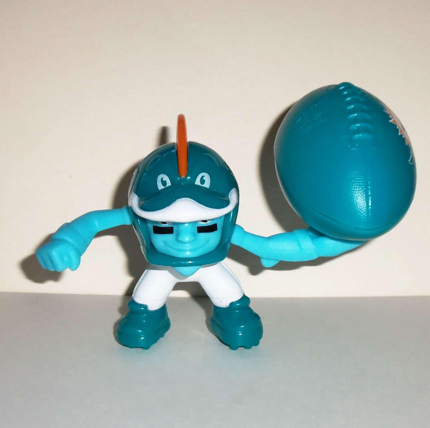 Mcdonald S Happy Meal Toys 2013 : Mcdonald s nfl rush zone miami dolphins happy meal