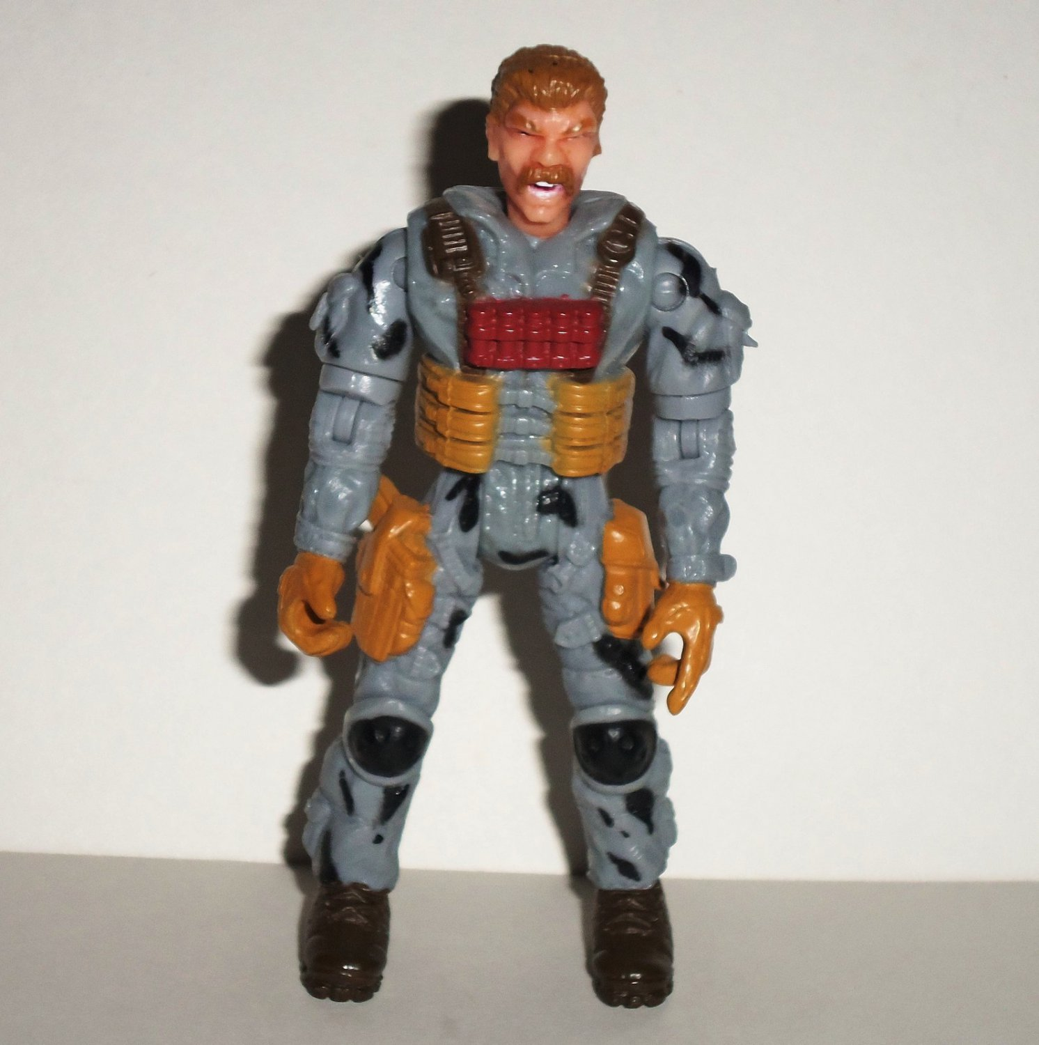 The Corps 2005 Large Sarge Action Figure Lanard Toys Loose ...